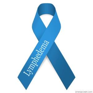 lymphedema ribbon