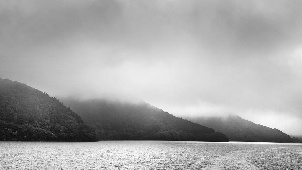 Lake Ashi, Japan - Photo by Joe deSousa