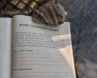 the-lymphie-life-plastic-surgery-recovery-handbook-post-surgery-diary