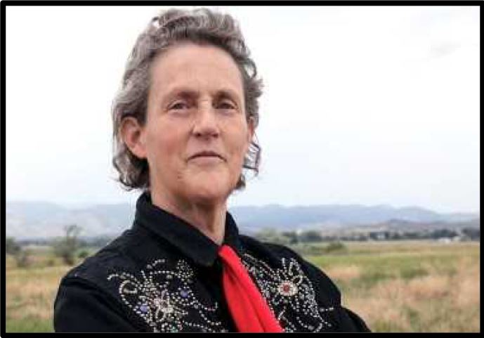 Temple Grandin to speak at MTSU