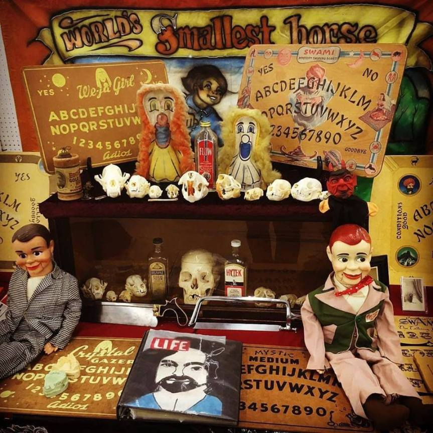 TV show Oddities comes to life in Nashville Market
