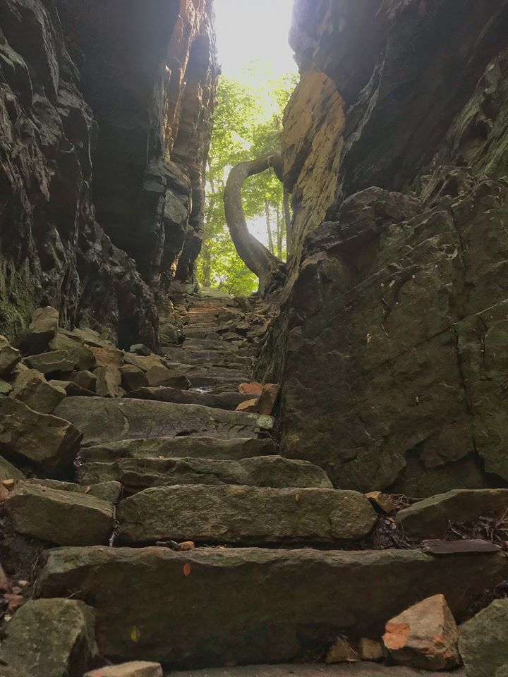 State Park plans New Moon Hike at Stone Door