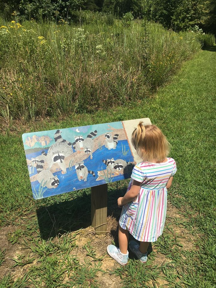 Story Book children's trail opens in Monteagle