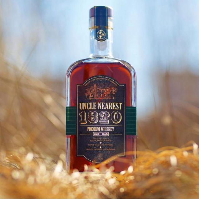Uncle Nearest 1820 Single Barrel Whsikey