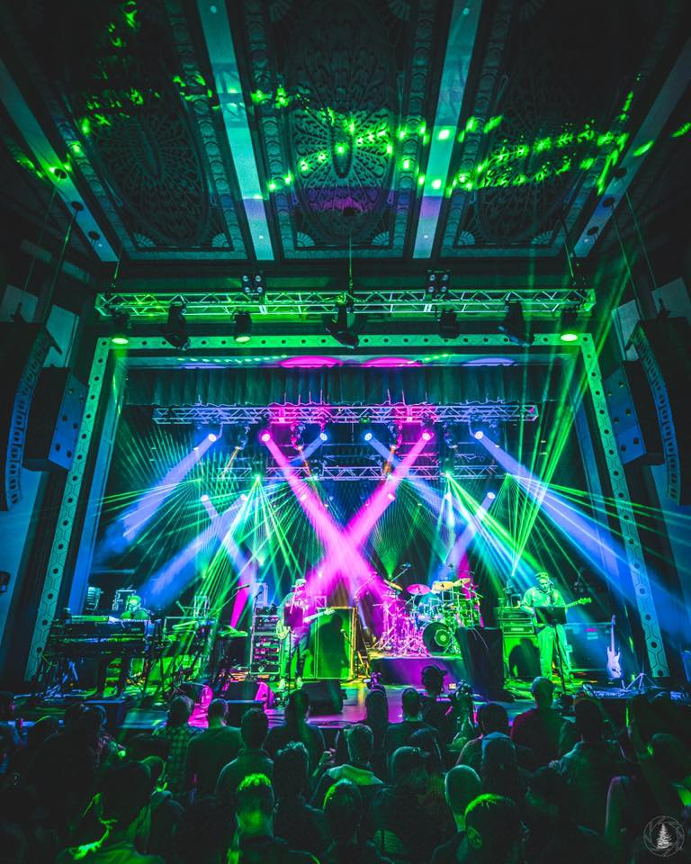The Disco Biscuits will play The Caverns in May; tickets go on sale Friday