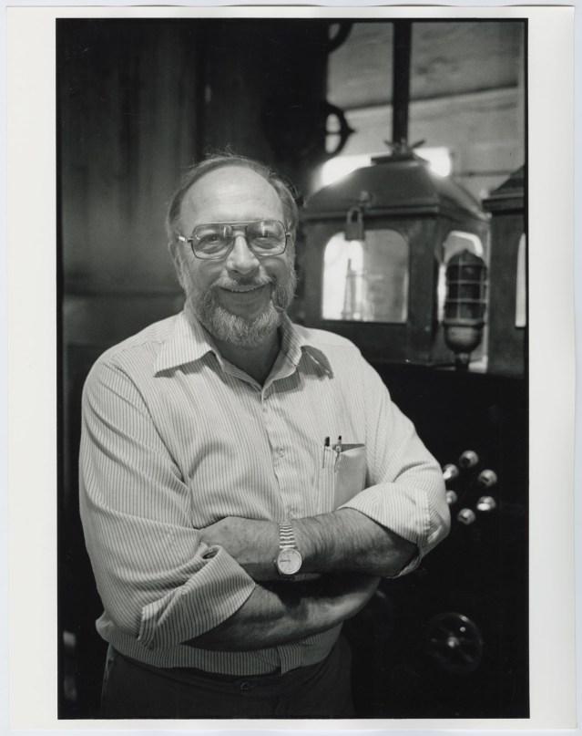 publicity of Frank Bobo during his time as Jack Daniel Master Distiller