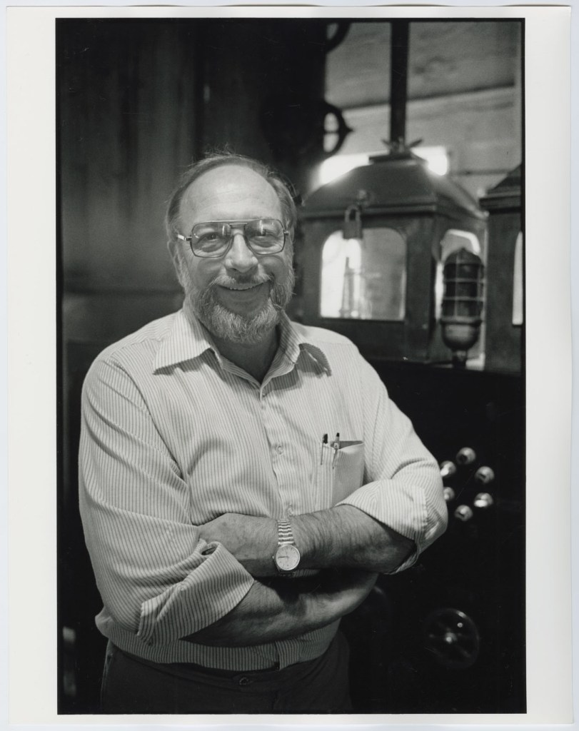 publicity of Frank Bobo during his time as Jack Daniel Master Distiller