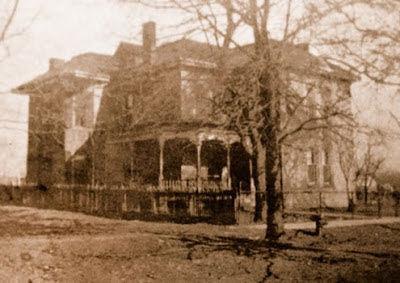 Baillett Sisters home South Jackson Street