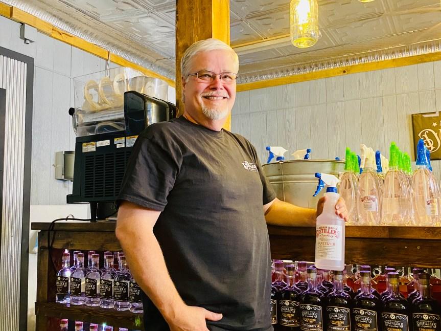 Essential: John Manis of American Craft Distillers of Lynchburg