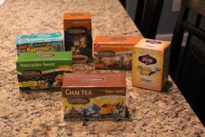 flavorful dessert teas