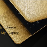 Lab Premiere: Gold On My Laptop - Kris Johnson