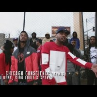 """Chicago Conscious (Remix)""- Reem ft Lil Herb, King Louie, and Spenzo (Video by DG Films)"