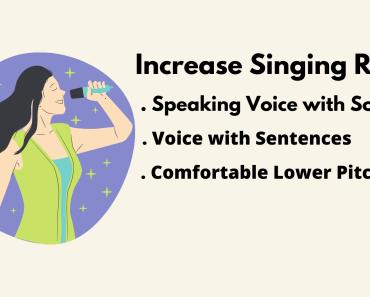 Increase Singing Range