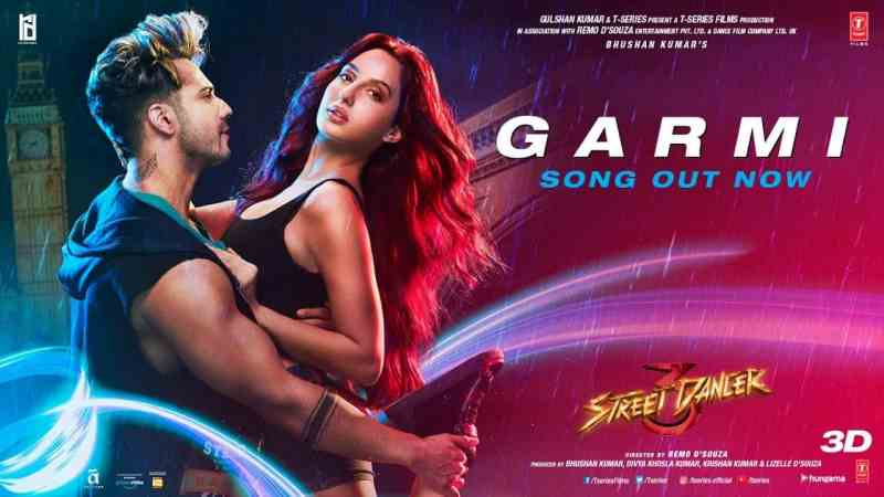 GARMI LYRICS - BADSHAH - STREET DANCER 3D