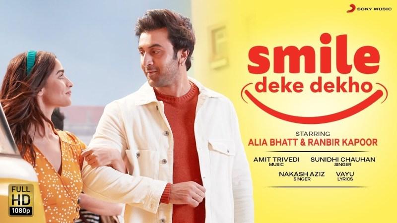 Smile Deke Dekho Lyrics - Sunidhi Chauhan