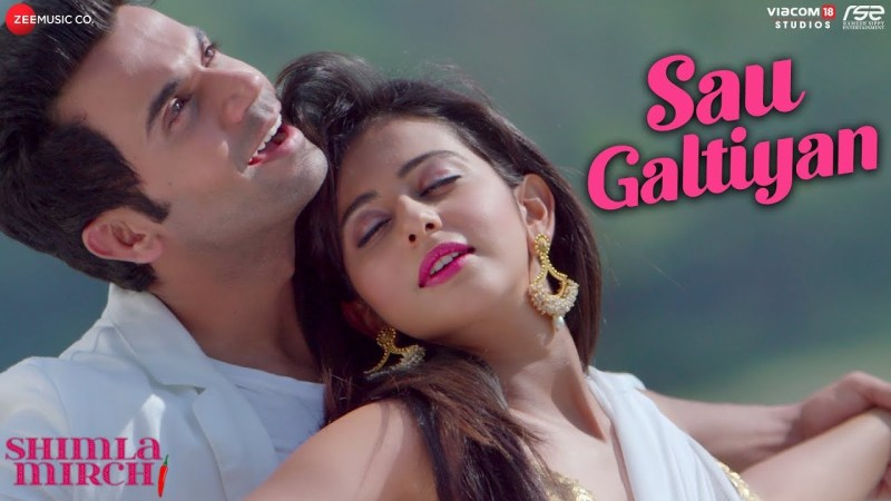 SAU GALTIYA LYRICS - SHIMLA MIRCH