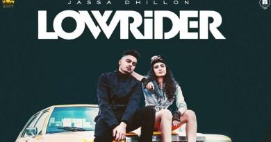 LOWRIDER LYRICS - JASSA DHILLON