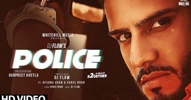 POLICE LYRICS - DJ FLOW