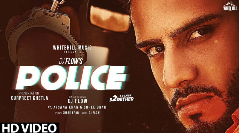 POLICE LYRICS - DJ FLOW