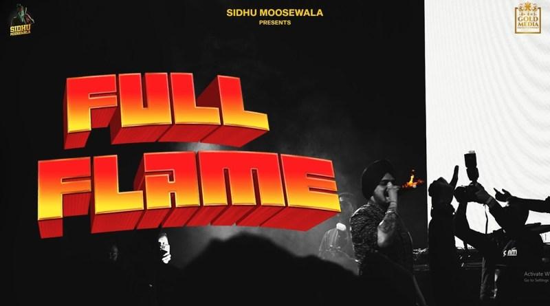 FULL FLAME LYRICS - SHOOTER FT. SIDHU MOOSE WALA