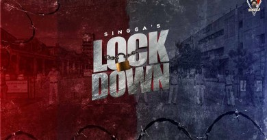 LOCKDOWN LYRICS - SINGGA