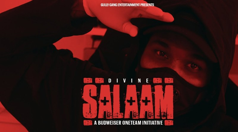 SALAAM LYRICS - DIVINE