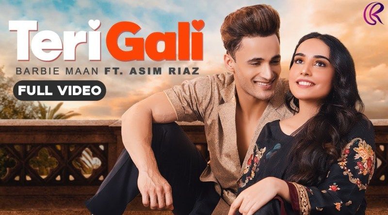 TERI GALI LYRICS - BARBIE MAAN AND ASIM RIAZ