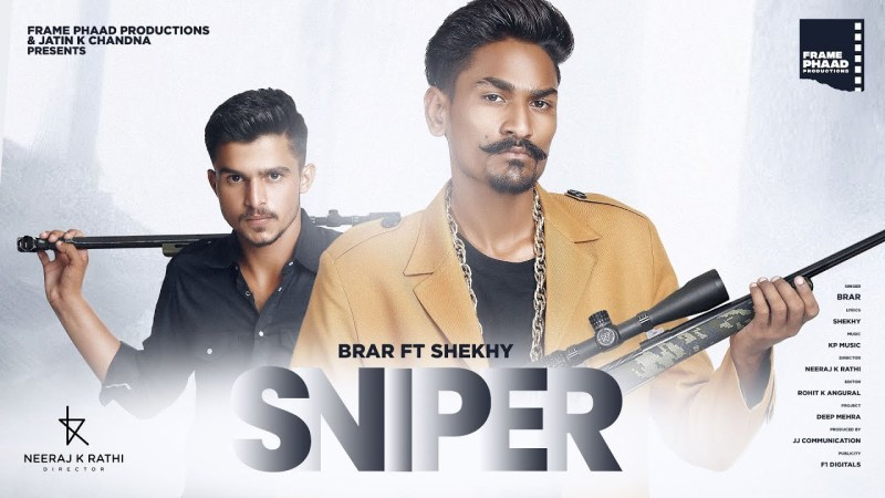 SNIPER LYRICS - BRAR FT. SHEKHY
