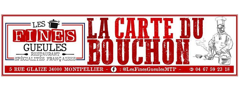 Restaurant les fines gueules Montpellier
