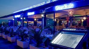Restaurant le grand bleu Grande Motte