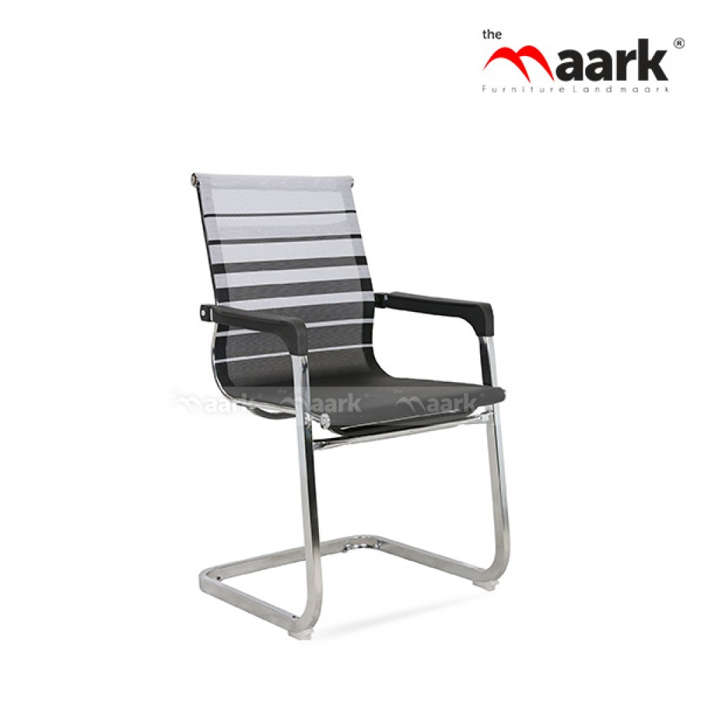 Zebra Desk Chair Visitors Chair Buy Online Store Register Now Study Chair