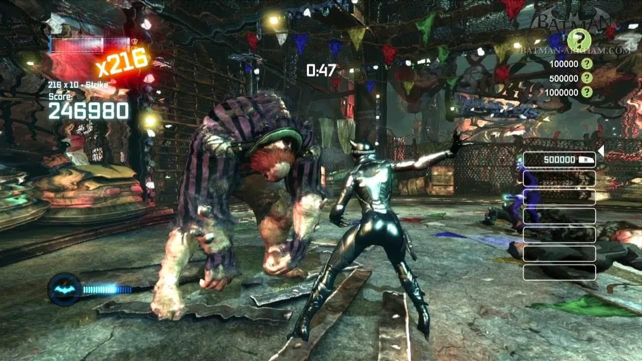 Batman Arkham City MacOSX Game Free Download