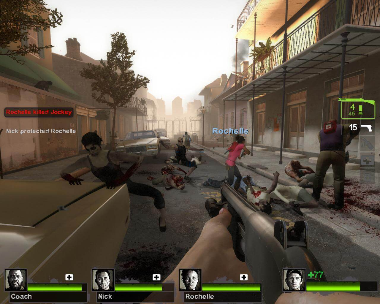 crack left 4 dead 2 mac