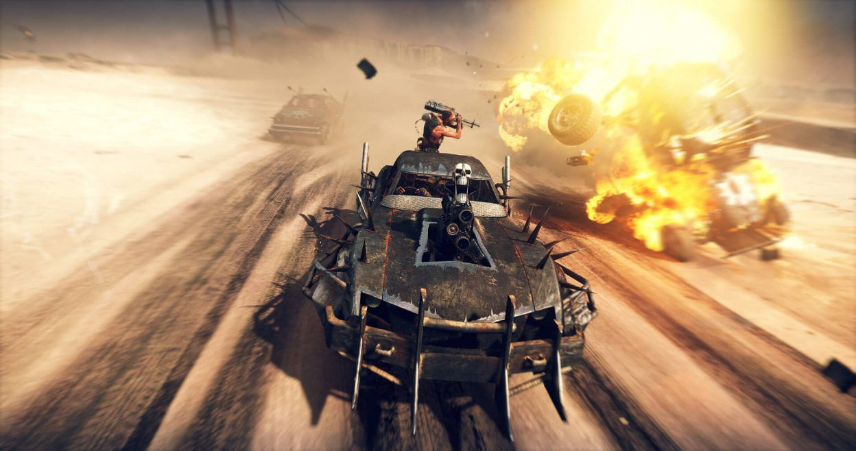 mad max free game