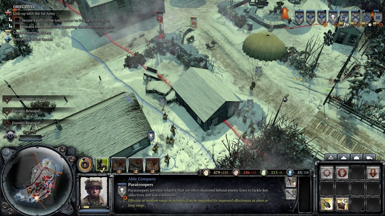 Company Of Heroes 2 Mac Game Free Download