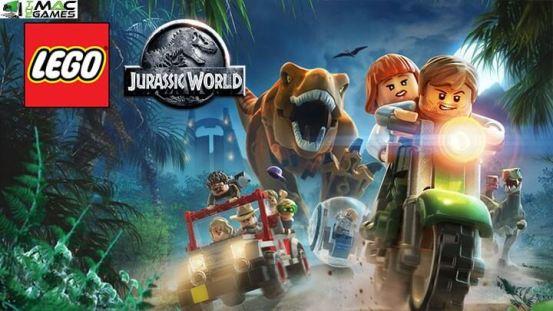 LEGO Jurassic World Free Download