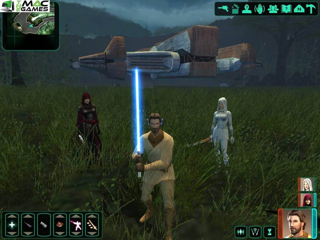 knights of the old republic mac download free