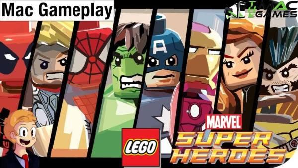 Lego Marvel Super Heroes game free download