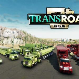 TransRoad USA mac game free download