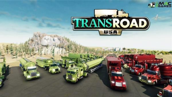 TransRoad USA mac game free download