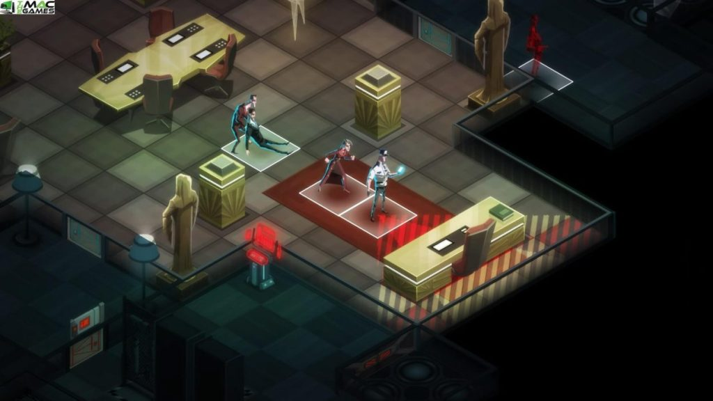 Invisible, Inc. Free Download