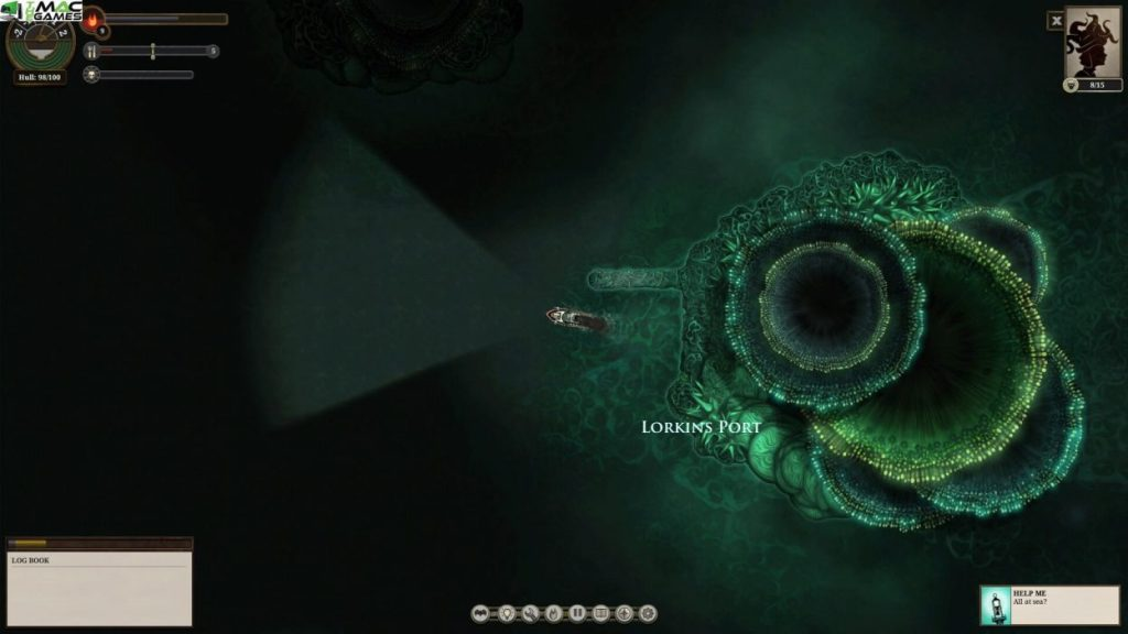 Sunless Sea MAC Game Free Download