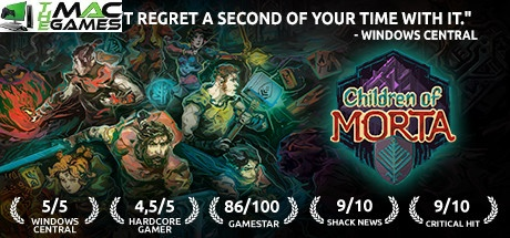 Children of Morta free mac