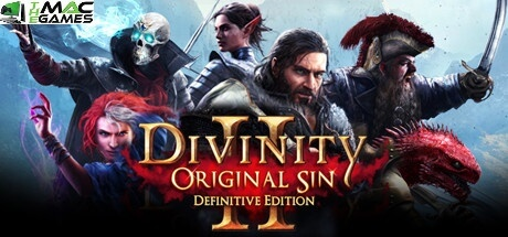 Divinity Original Sin 2 - Definitive Edition free mac