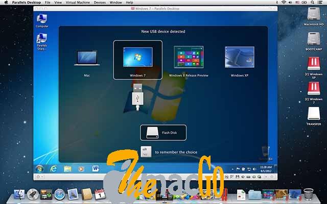 Parallels Desktop Business Edition 14.1.2 DMG Mac Download [203 MB]