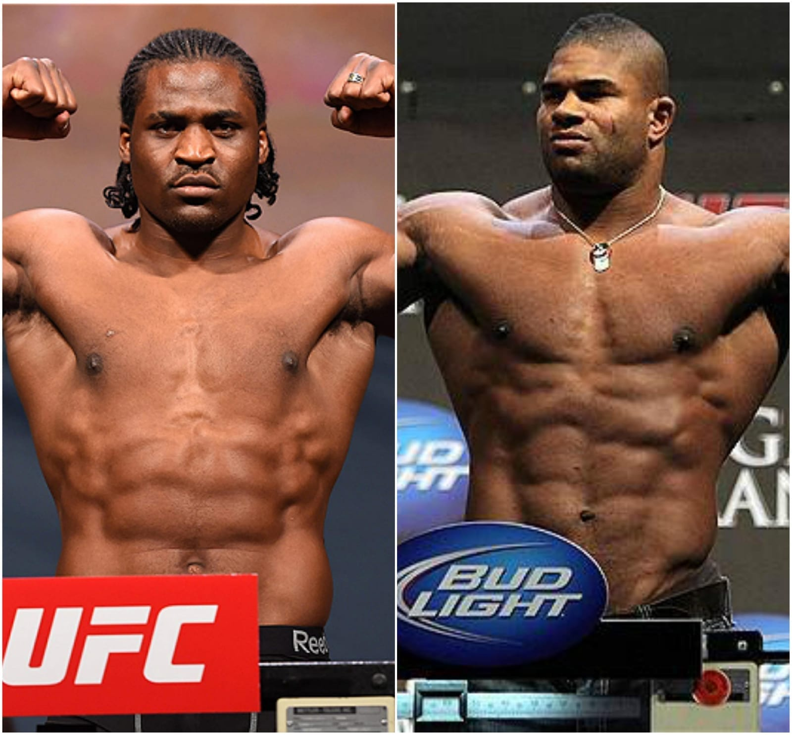 Francis Ngannou Calls Out Alistair Overeem For Ufc 215