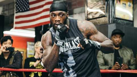 Image result for Wilder vs Breazeale: WBC to hold hearing over ring death comments
