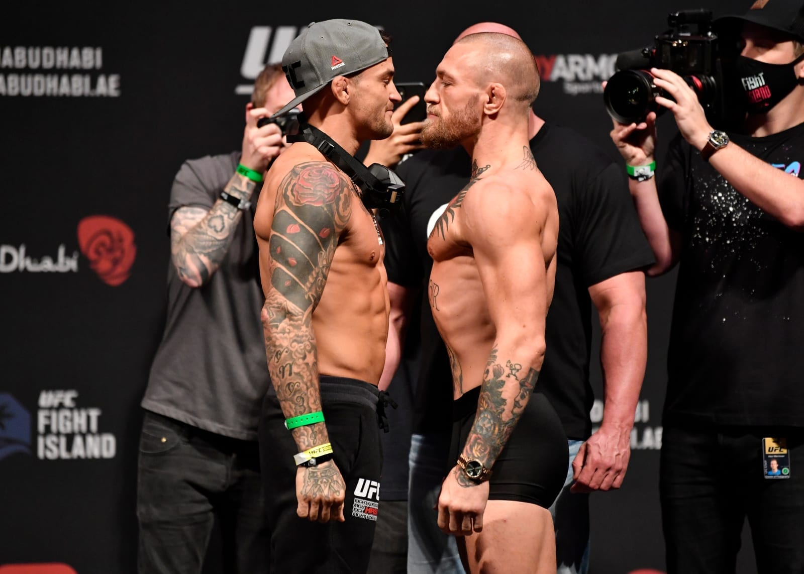 <p>Conor McGregor promises no rest days ahead of trilogy bout with Dustin Poirier thumbnail