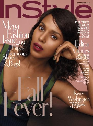 September Issues- InStyle