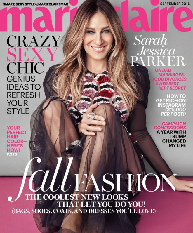 September Issues- Marie Claire